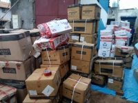 cyclone-affected-stock-of-electrical-equipments