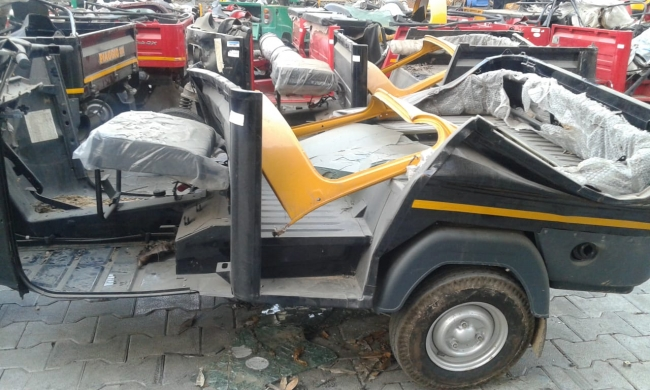 Transit Affected Piaggio Vehicles